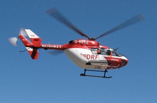 Luftretter warten auf neue Hubschrauber