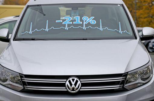 Autoexperte rechnet eher mit längeren Fahrverboten