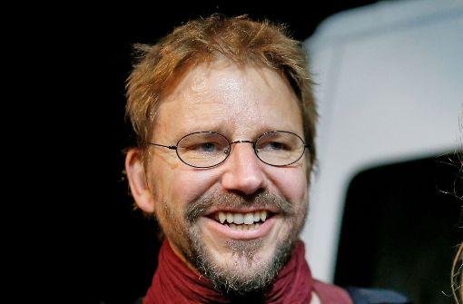 Peter Steudtner nach Deutschland zurückgekehrt