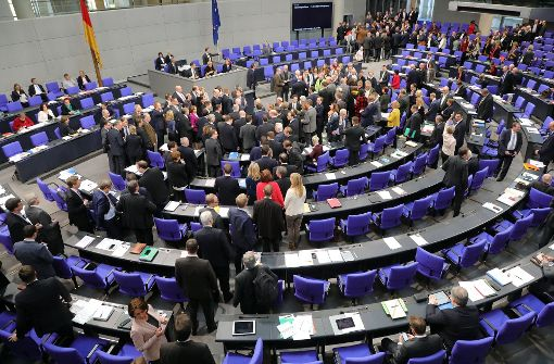 Bundestag stimmt bisheriger Regelung zu