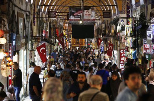 Altmaier kurbelt Geschäfte mit der Türkei an