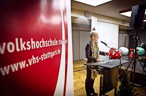 Volkshochschule setzt Zeichen gegen Rechts