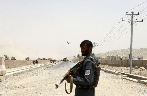 Erneut Nato-Soldat bei Selbstmordanschlag getötet