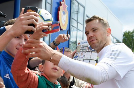 Manuel Neuer bedankt sich mit Video bei Fans