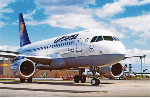 Im Airbus A319-100 finden bis zu 138 Passagiere Platz. Foto: Lufthansa