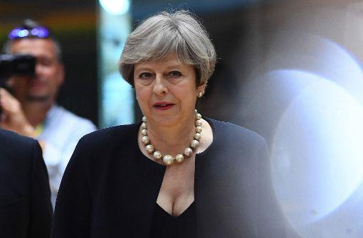 May will keine EU-Bürger ausweisen