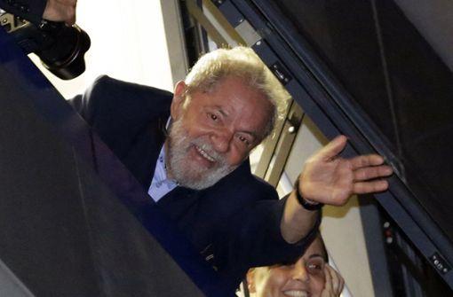 Lula wird offiziell Präsidentschaftskandidat