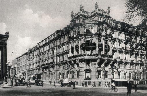 Hotel Marquard Wo Der Bayernkönig Richard Wagner Vor Der Pleite