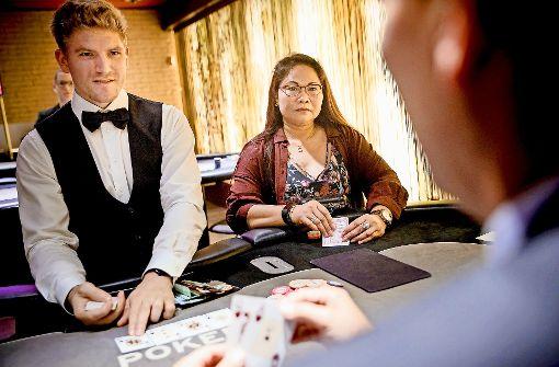 Im Rausch des Glücksspiels