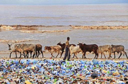 Gegen ein Meer aus Plastikmüll