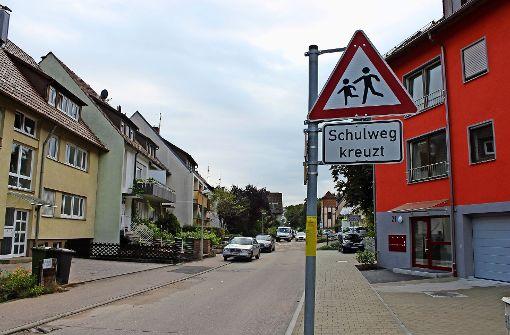 Die Straße Am Bergwald soll zum verkehrsberuhigten Bereich werden. Foto: M. Schmidt (Archiv)