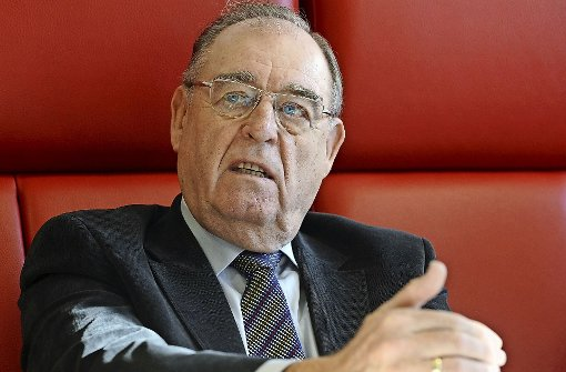 Roland Sing, Chef des Sozialverbands VdK. Foto: dpa