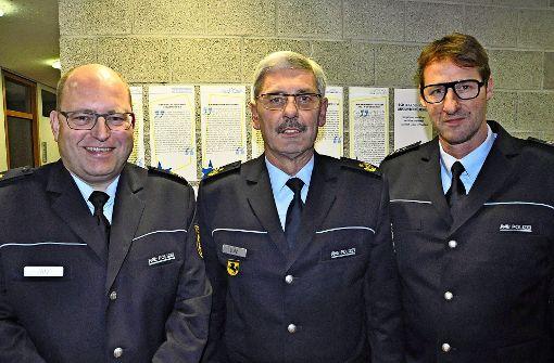 Polizeipräsident erntet nur wenig Widerspruch