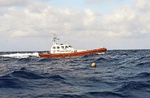 16-Jähriger überlebt Schiffbruch im Mittelmeer