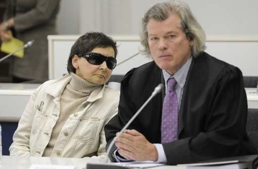 Ex-Terroristin Becker will aussagen