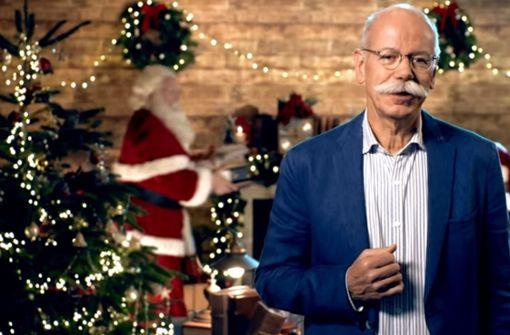 Daimler-Chef Zetsche nimmt sich gehörig auf die Schippe