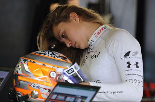 Deutscher Rennfahrerin geht es nach Horror-Unfall besser