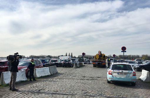 Möglicherweise Anschlagversuch in Belgien gescheitert