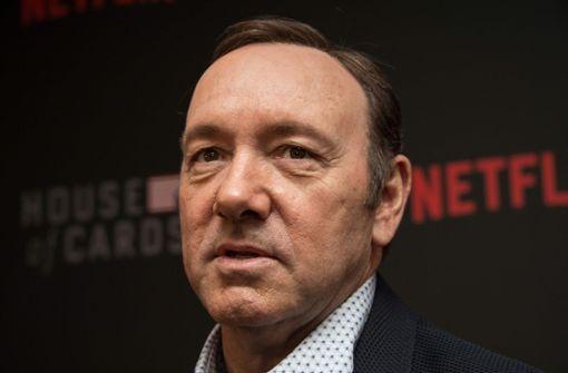 Kevin Spacey wegen sexueller Nötigung vor Gericht