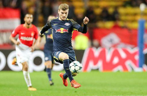 Leipzig überollt Monaco - Timo Werner brilliert als Doppeltorschütze