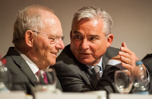 CDU bemüht sich um Geschlossenheit