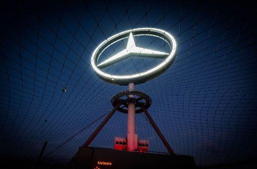 Daimler zahlt seinen Mitarbeitern einen Anwesenheits-Bonus. Foto: Lichtgut/Achim Zweygarth