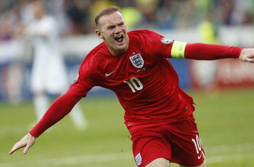 Nach Rücktritt – Rooney feiert England-Comeback gegen USA