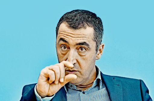 """Cem Özdemir  hält das Spekulieren über Neuwahlen seitens der FDP für """"unverantwortlich"""". Foto: AFP"""