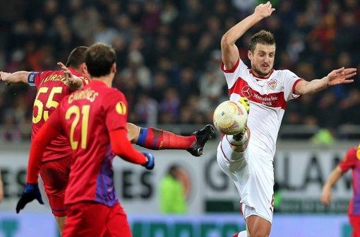 Kuzmanovic traut dem Frieden nicht