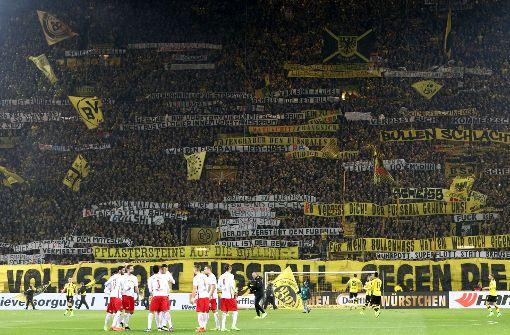Leipziger Fans kritisieren BVB-Sicherheitskonzept