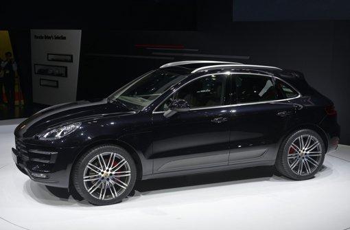 In Stuttgart-Feuerbach ist am frühen Freitagmorgen ein Porsche Macan Turbo gestohlen worden. (Symbolfoto) Foto: dpa
