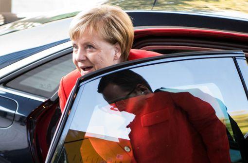Angela Merkel pocht auf kostenlose Nachrüstung für Diesel-Fahrzeuge