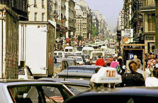 Paris will herkömmliche Autos  verbannen