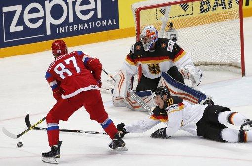 Eishockey-Team verpasst WM-Sensation