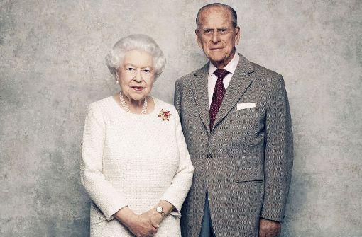 Die Queen und ihr Traumprinz feiern 70 Jahre Ehe