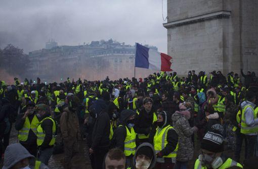 Nach den Protesten der Gelbwesten wollen nun auch Landwirte demonstrieren. Foto: ZUMA Wire