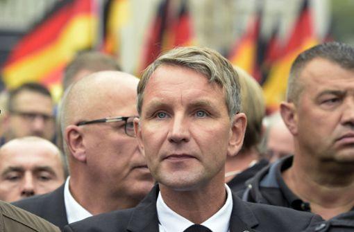 Immunität des Thüringer AfD-Fraktionsvorsitzenden aufgehoben
