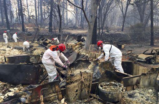 Zahl der Toten steigt weiter – über 600 Menschen vermisst