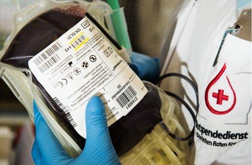 Grippewelle macht dem Blutspendedienst zu schaffen