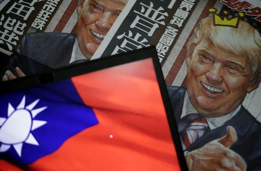 Donald Trump mischt Ostasien auf