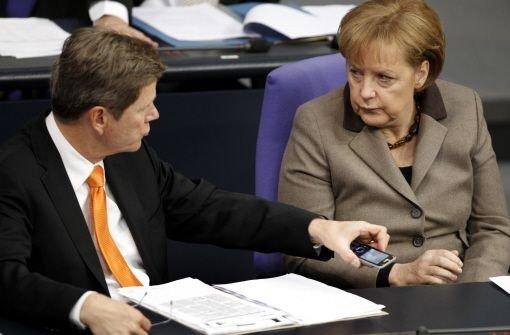 Der Bundestag ist unmodern