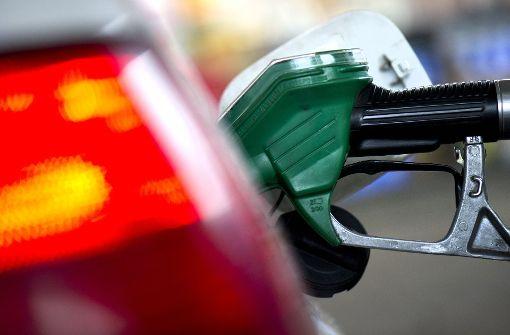 Tanken ist in Baden-Württemberg am teuersten