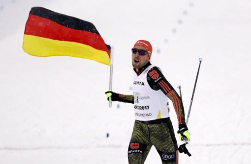 Olympiasieger in der Nordischen Kombination: Eric Frenzel (Archivbild) Foto: AP