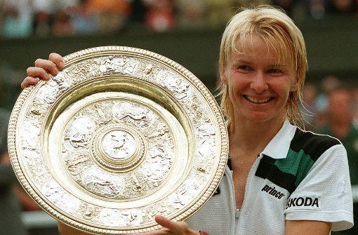 Tennis-Legende Jana Novotna mit 49 Jahren gestorben