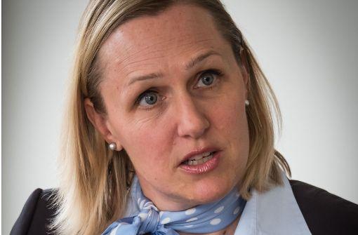 Die neue IHK-Präsidentin Marjoke Breuning hat kein leichtes Amt angetreten. Foto: Lichtgut/Achim Zweygarth
