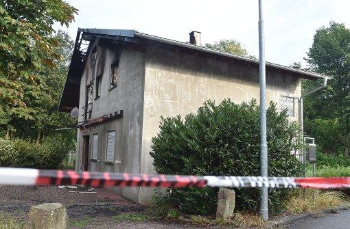 Prozessauftakt wegen Brandstiftung in geplantem Asylheim