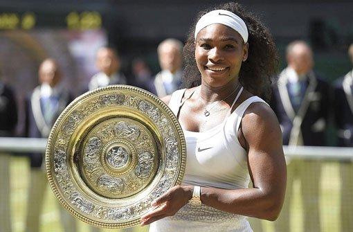 Der 21. Grand-Slam-Titel ist perfekt