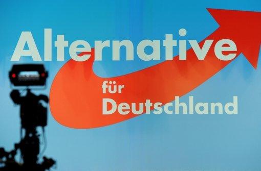 Der Umfragetrend geht für die Alternative für Deutschland momentan nach oben. Foto: dpa
