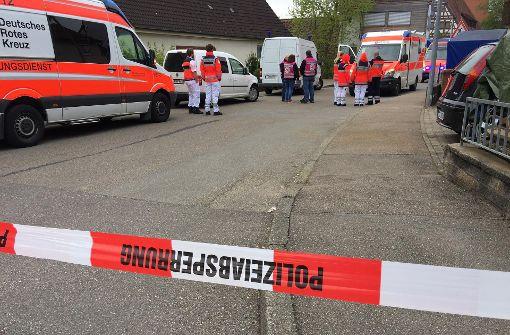 Ein Team der Notfallseelsorge... Foto: 7aktuell.de/Florian Beck