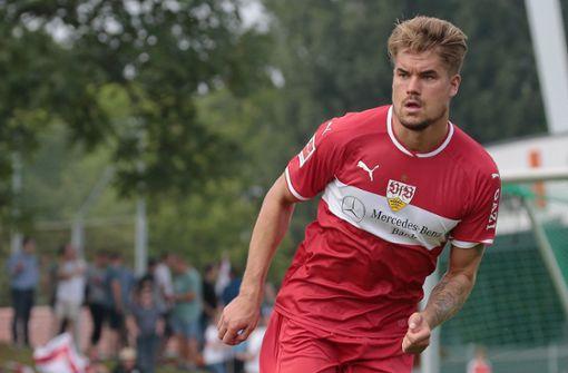 VfB-Torhüter Meyer fällt lange aus
